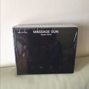 Massage Gun,  Handheld Deep Tissue Percussion Musc